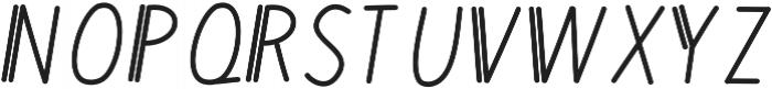 MixDuple ttf (400) Font UPPERCASE