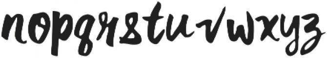 MixKitsch ttf (400) Font LOWERCASE