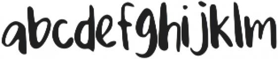 MixQuixotic ttf (400) Font LOWERCASE