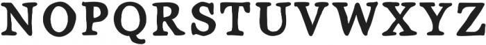 MixSerif ttf (400) Font UPPERCASE