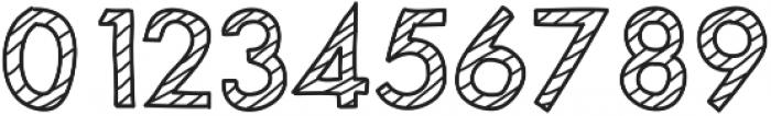 MixStriped ttf (400) Font OTHER CHARS