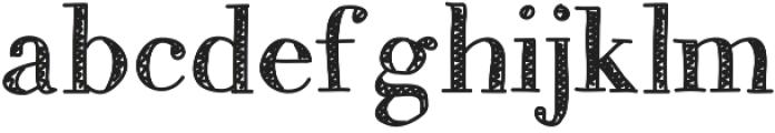 MixTitanica ttf (400) Font LOWERCASE