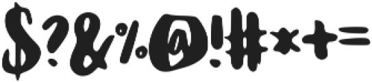 MixYonder ttf (400) Font OTHER CHARS