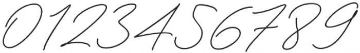 Miyamma Script Regular otf (400) Font OTHER CHARS