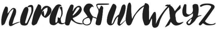 misledyouth otf (400) Font UPPERCASE