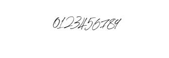 Midnight-Regular.otf Font OTHER CHARS