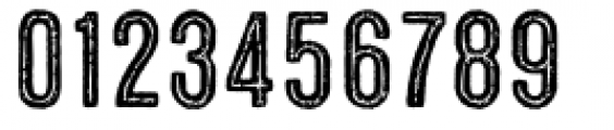 Microbrew Unicase Three Inline Font OTHER CHARS