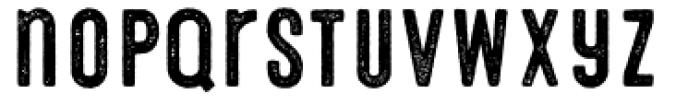 Microbrew Unicase Three Font LOWERCASE