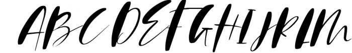 Mindfully Font Set Font UPPERCASE