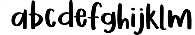 Mirabelle Font LOWERCASE