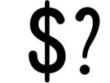 Mirandah | Monoline Font Family 2 Font OTHER CHARS