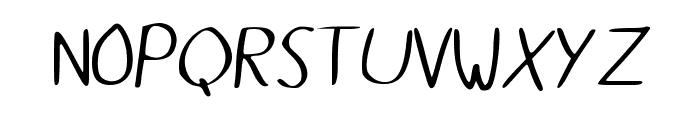 MIKEFont Font UPPERCASE