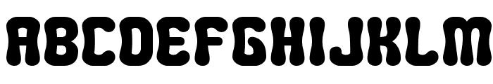 MINI POP__G Font UPPERCASE