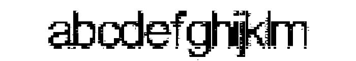 Miasma Font LOWERCASE