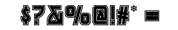 Middle Earth NF Font OTHER CHARS