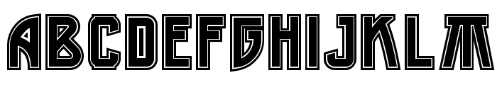 Middle Earth NF Font UPPERCASE