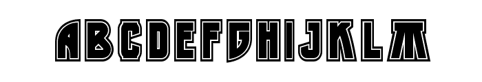 Middle Earth NF Font LOWERCASE