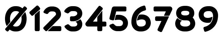 Middlecase Black-Solid Font OTHER CHARS