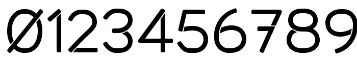 Middlecase Regular-Solid Font OTHER CHARS