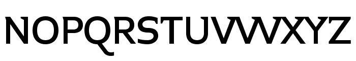 Midiet Serif Medium Font UPPERCASE