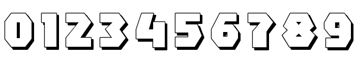 MightyShadowBlack Font OTHER CHARS