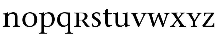 MigraineSerif Font UPPERCASE