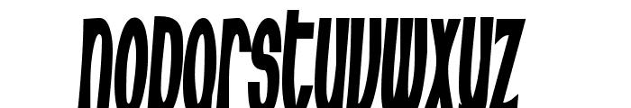 Milkfresh Font UPPERCASE