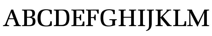 MillOpti-Medium Font UPPERCASE