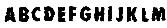 MillionAir Font UPPERCASE