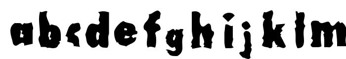 MillionAir Font LOWERCASE