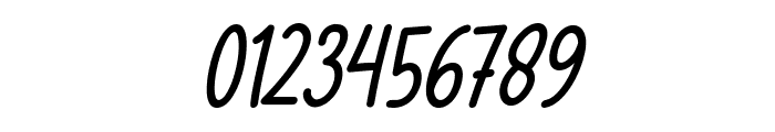 Milloyste Italic Font OTHER CHARS
