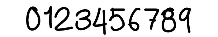 MiloScript Font OTHER CHARS