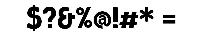 Milocha Font OTHER CHARS