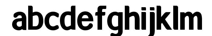 Milocha Font LOWERCASE