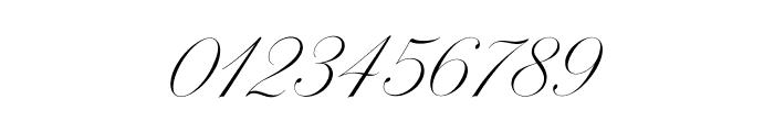 MiltonOneBold Font OTHER CHARS