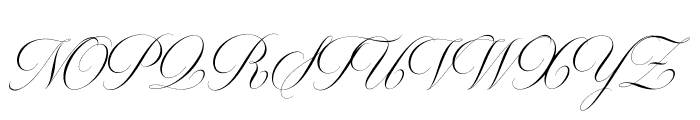 MiltonOneBold Font UPPERCASE