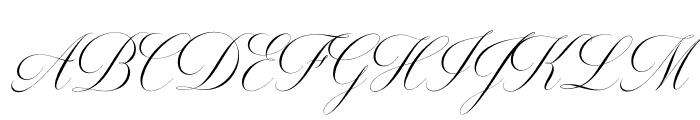 MiltonTwoBold Font UPPERCASE