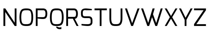 Mina Regular Font UPPERCASE
