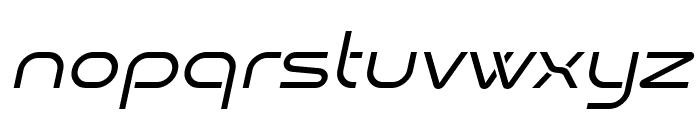 Minalis_Demo Light Italic Font LOWERCASE