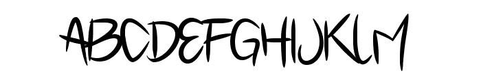 Mind Antiks Font LOWERCASE