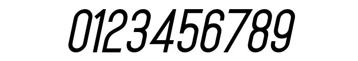 MindBlue Bold Italic Font OTHER CHARS