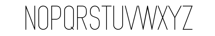 MindBlue Light Font UPPERCASE