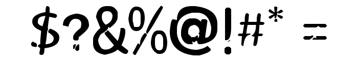 MindPlay Font OTHER CHARS