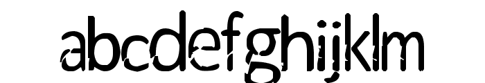 MindPlay Font LOWERCASE