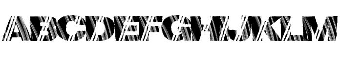 MindStorm Font UPPERCASE