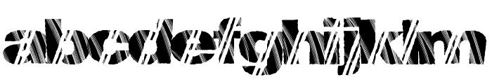 MindStorm Font LOWERCASE