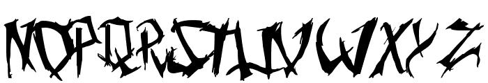 Ming Gothic Prima Font UPPERCASE
