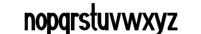 Minguarana Font LOWERCASE
