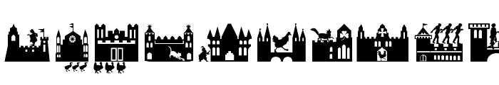 Minidom Font LOWERCASE
