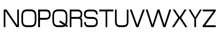 MinimaSSK Font UPPERCASE